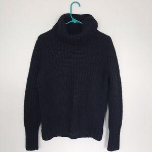 Banana Republic - Wool-Blend Turtleneck Sweater